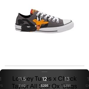 Looney Tune chucks